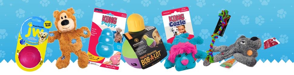 5-Puppy-Toys